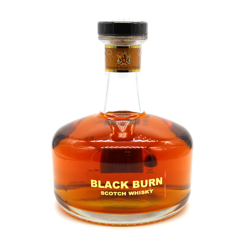 Black Burn scotch whisky