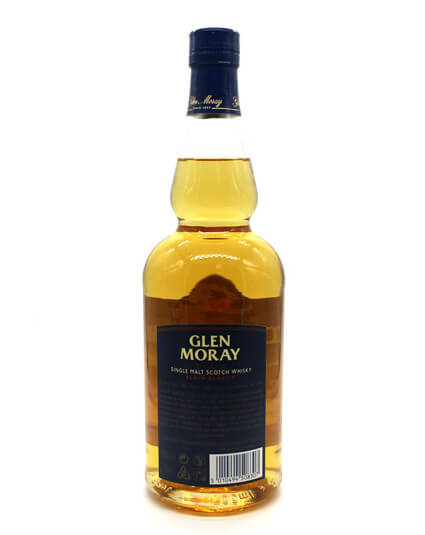 Glen Moray classic scotch whisky verso