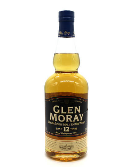 Glen moray 12 ans scotch whisky