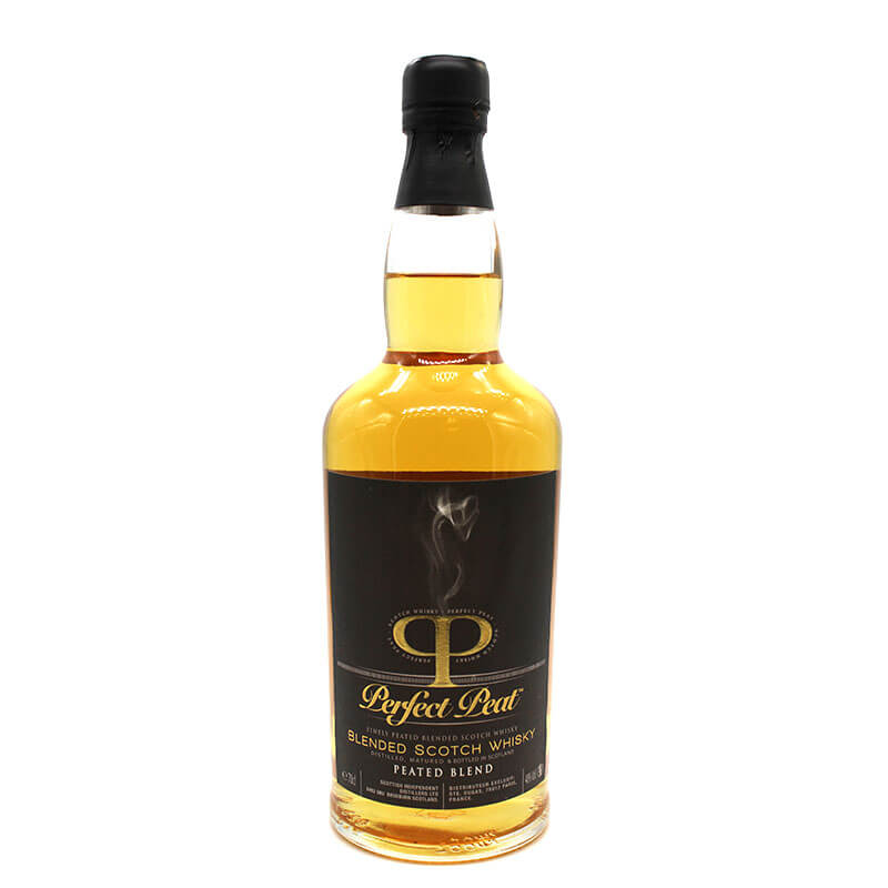 Perfect Peat scotch whisky