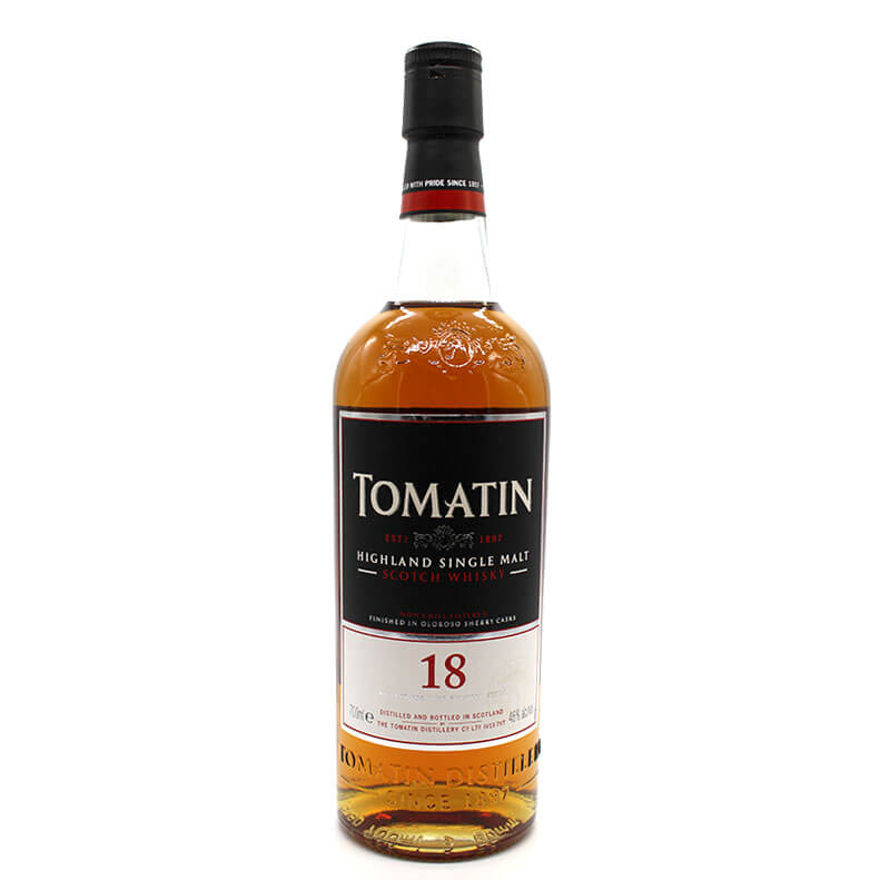 Tomatin 18 ans scotch whisky