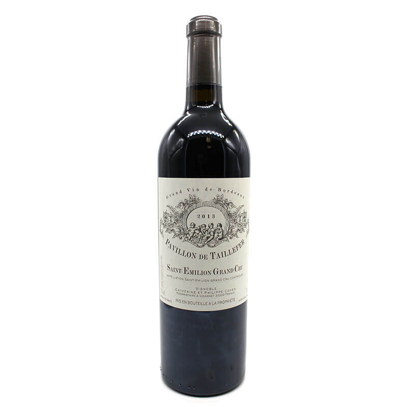 Pavillon de taillefer saint emilion grand cru 2013