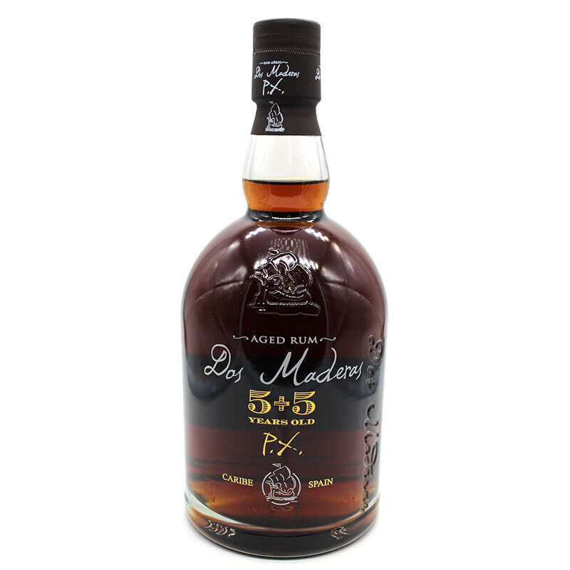 Rhum dos maderas 5+5 years old