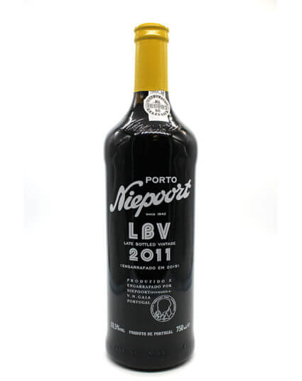 Porto Niepoort rouge-LBV Late bottled vintage 2011