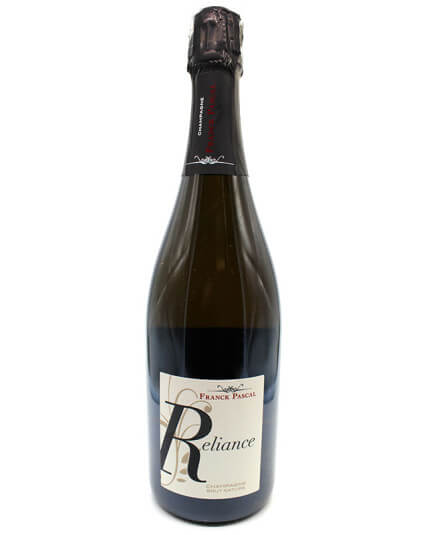 Champagne Franck Pascal Reliance brut