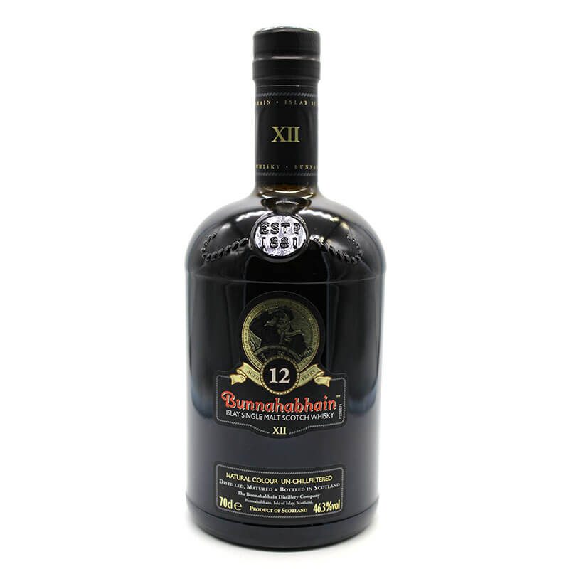 Bunnahabhain 12 ans scotch whisky
