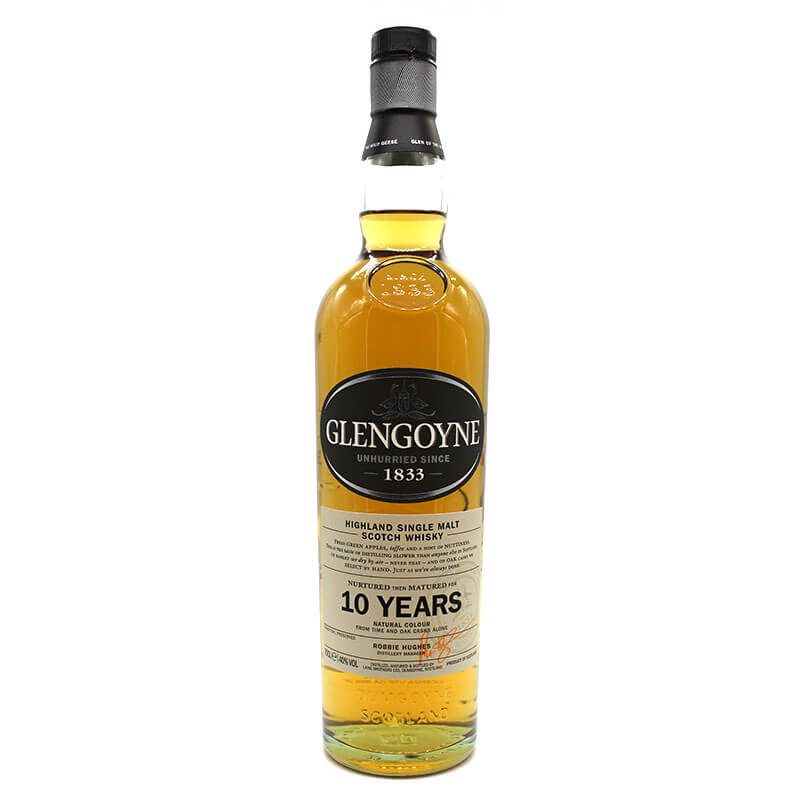 Glengoyne 10 ans scotch whisky