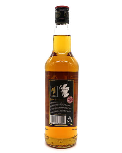 Islay mist scotch whisky verso
