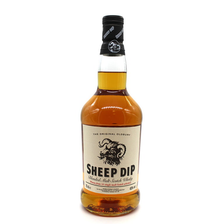 sheep dip scotch whisky